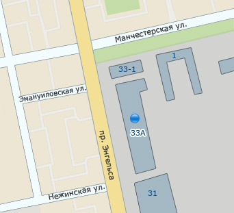 33A Engelsa Ave., Saint Petersburg